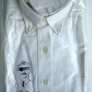 The Hathaway Shirts Eye Patch Gent