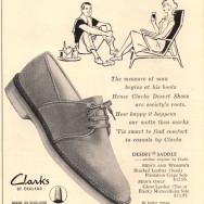 Vintage Clarks Desert Boot Ads