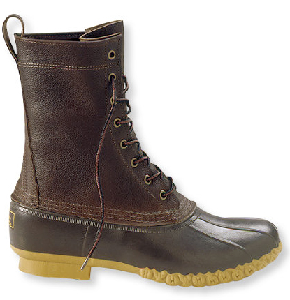 The 10 Maine Hunting Shoe from LL Bean