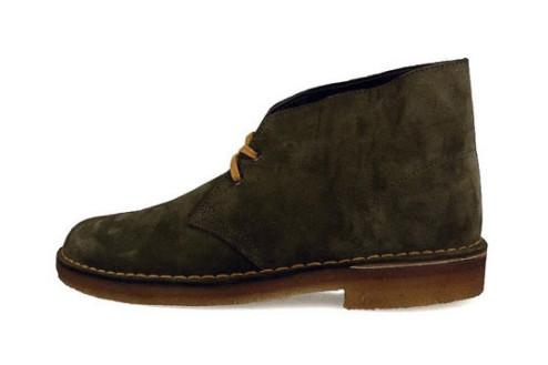 clarks desert boots loden green the weejun the weejun. Black Bedroom Furniture Sets. Home Design Ideas