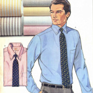The Brooks Brothers Button Down by HTJ