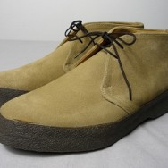 Sanders Dirty Buck Chukkas - Available Soon From John Rushton Shoes