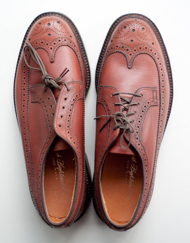 Keith Highlander Longwing Brogues 6