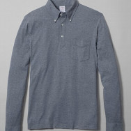 Here's One You Can Buy: Brooks Brothers Jersey Popover BD (Happy Update)