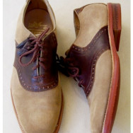 What's The Weejun Buying on Ebay? Johnston & Murphy Deadstock Saddle Oxfords (Too Small – Now Back on eBay!)