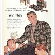 Pendleton From Head to Toe – 1958