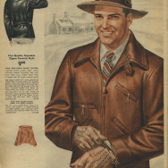 Speigel Leather Jackets 1942 Catalogue