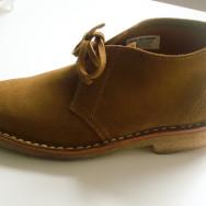 Guido Hand Made Calf Desert Boots