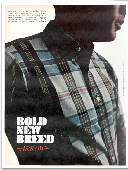 shirts vintage vintage advertisements Tagged 1966 Arrow Cum Laude
