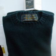 Recent Finds: Deadstock Laurence J Smith (Laurence Odie) 5 Ply Cashmere 'Shetland'