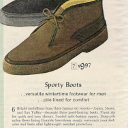 "1966 Sears ""Sporty Boots"" Playboys"