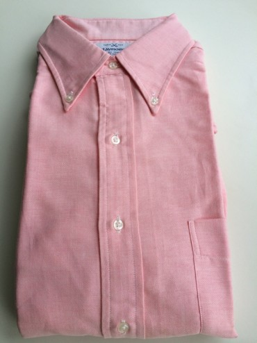 Lion of Troy Pink Oxford 1960s Deadstock