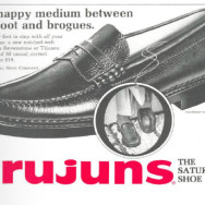 Trujuns – The Saturday Shoe